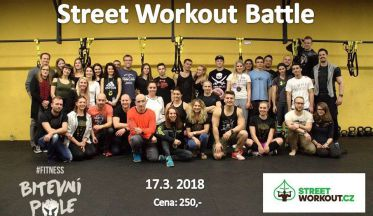 Street Workout Battle 2018