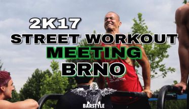 Street Workout Meeting Brno 2017