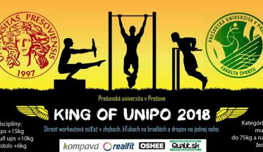 King of UNIPO 2018