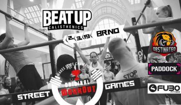 BEAT UP: Street Workout Games 4.kolo