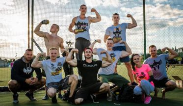 Warrior Streetworkout Cup 2019 - 5. ročník