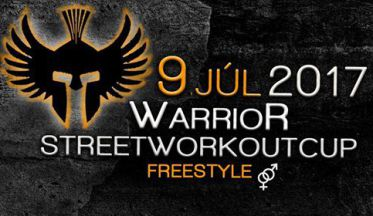 Warrior Streetworkout Cup 2017