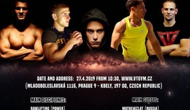Czech Weighted Workout Battle (CWWB)
