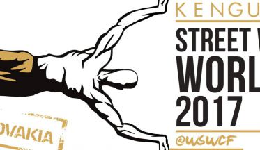 Kenguru Pro Street Workout World Cup 2017 Stage in Nitra