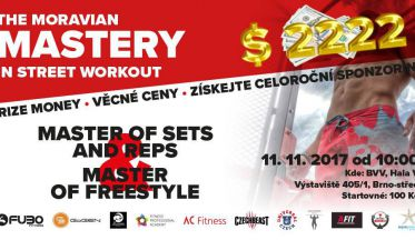The Moravian Mastery in Street Workout