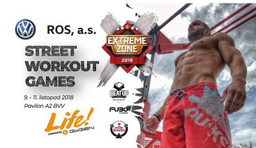 Street Workout Games LIFE! 2018 by VW Ros, a.s.