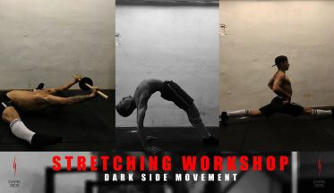 Dark Side Movement - Stretching (Praha)