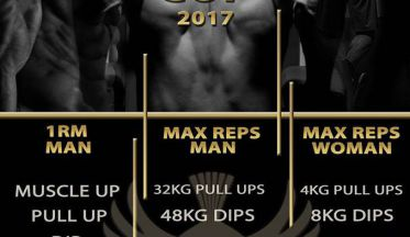 Warrior Strength CUP 2017