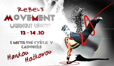 Rebels movement workout víkend