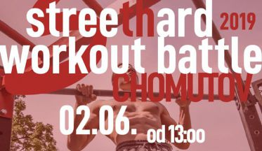 Street Hard Workout Battle Chomutov 2019