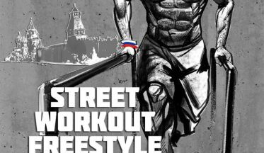 Street Workout Freestyle World Championship 2019