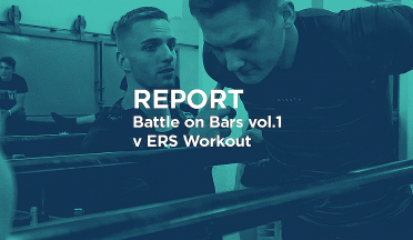 REPORT: Street workout battle - Battle on Bars poprvé v největším workoutot gymu Evropy - ERS Workout
