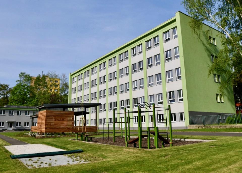 Ostrava - Biskupské gymnázium