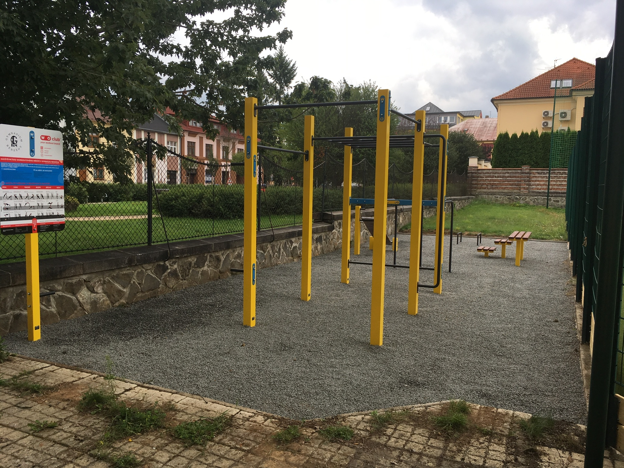 Gymnázium Benešov