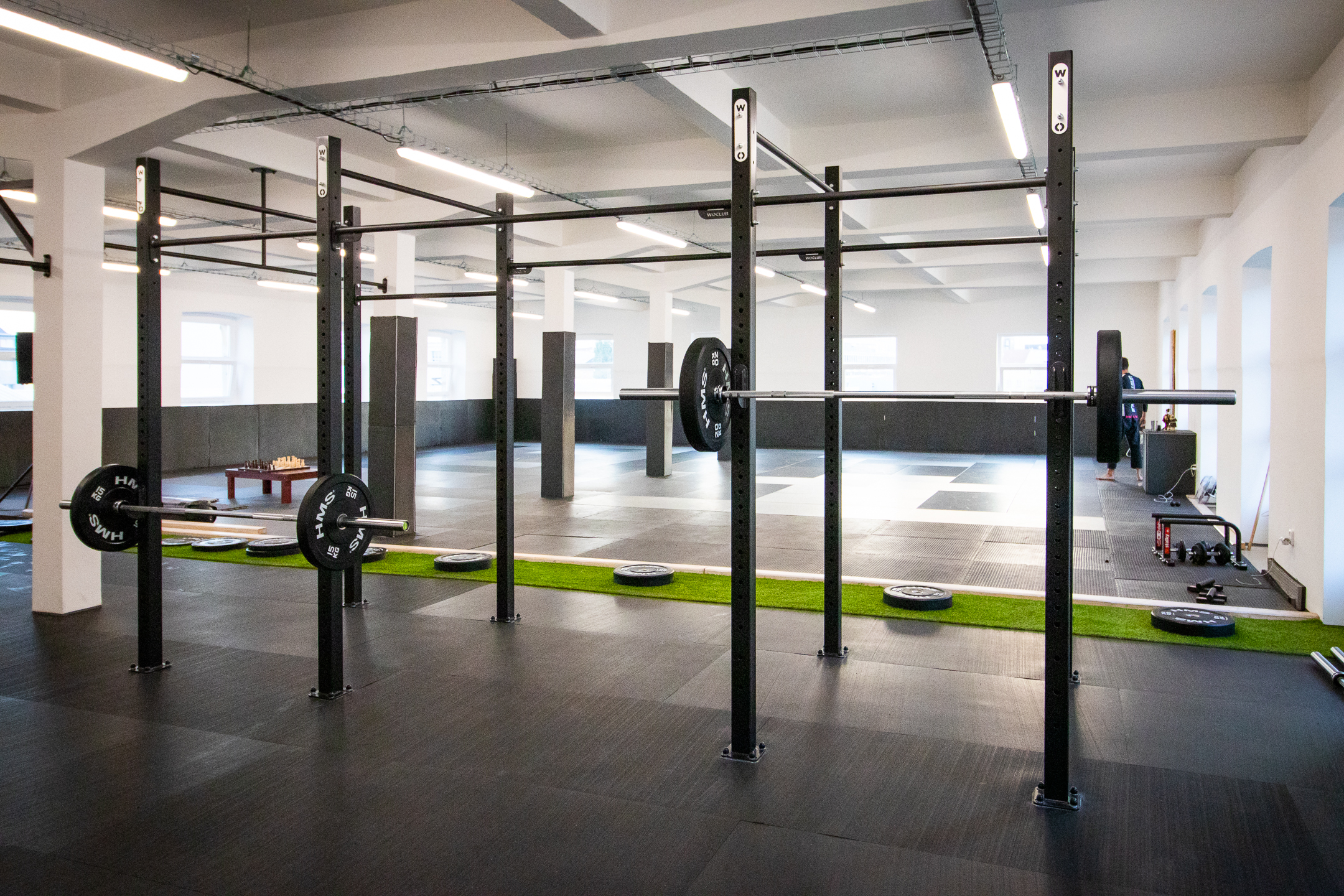 Panther BJJ Brno (Indoor)