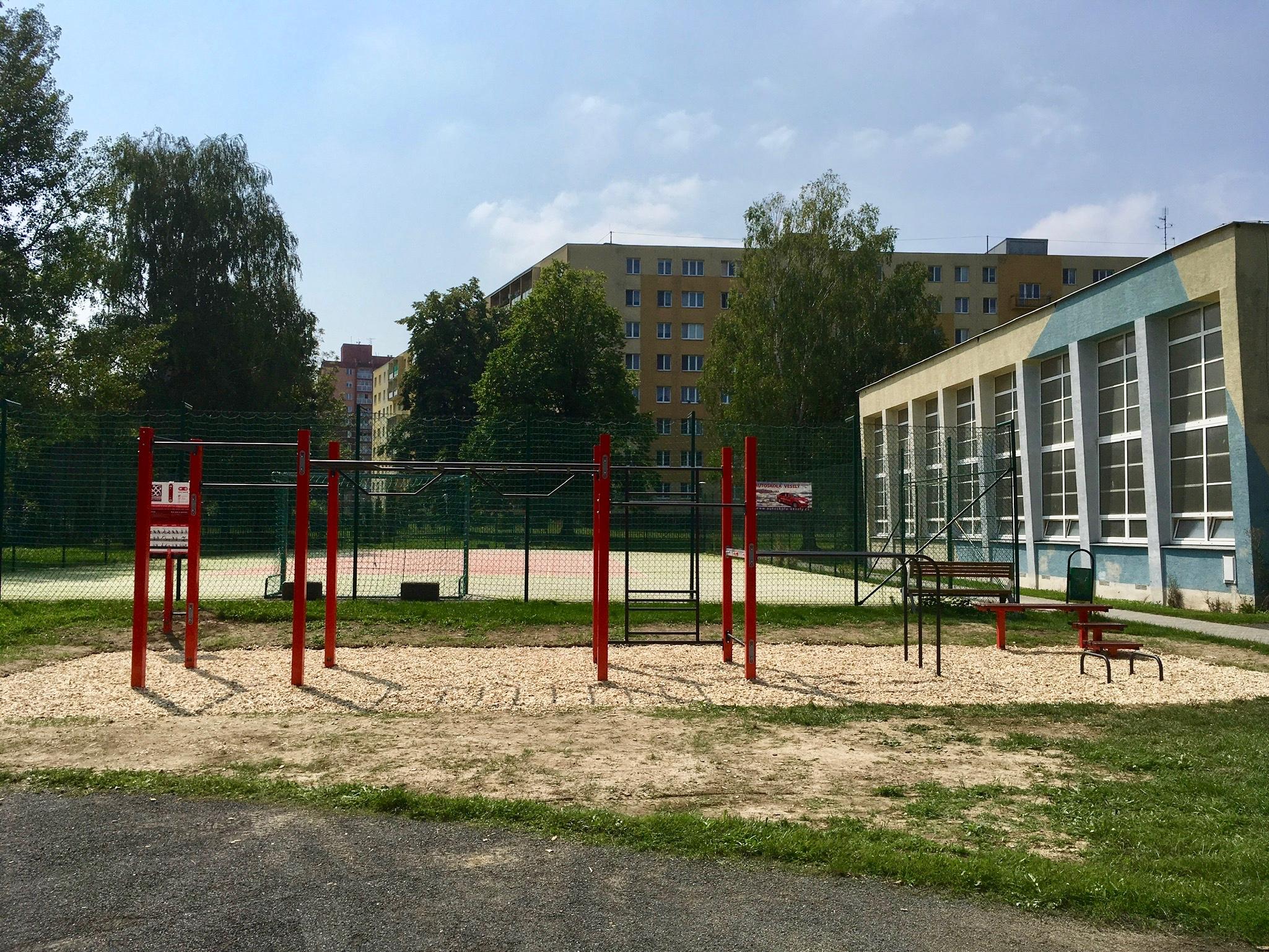 Ostrava Gymnázium Olgy Havlové