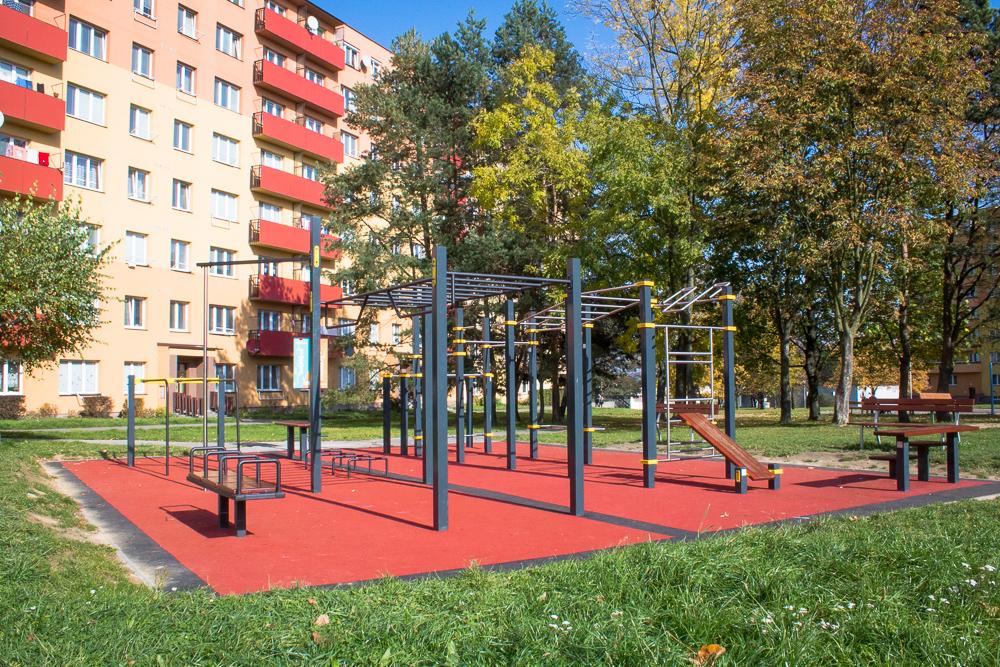 Ostrava - Poruba (Ludvíka Podéště)