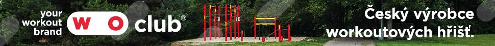 WOclub - české workoutové hřiště