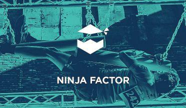 Ninja Factor poprvé v Česku?! Museli jsme vyzkoušet a víme, jak na to!