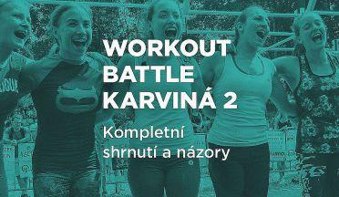 REPORT: Workout battle Karviná 2 - zhodnocení