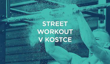 Street workout v kostce od Veroniky Greinerové