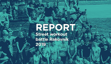 REPORT: Tým street workout Rakovník uspořádal již 5. battle v kategorii freestyle a sets and reps