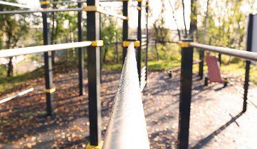 Začni se street workoutem: Strečink a správné rozehřátí