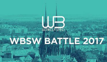 WBSW Battle 2017 pozvánka na street workout battle v Brně