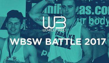 WBSW Battle 2017 výsledky street workout battlu a report z