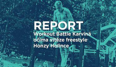 REPORT: Nejočekávanější battle v Karviné očima vítěze freestyle!