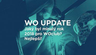 Jaký byl rok 2018 pro WOclub? Nejlepší!