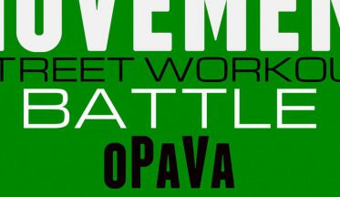 Movement Street Workout Battle Opava