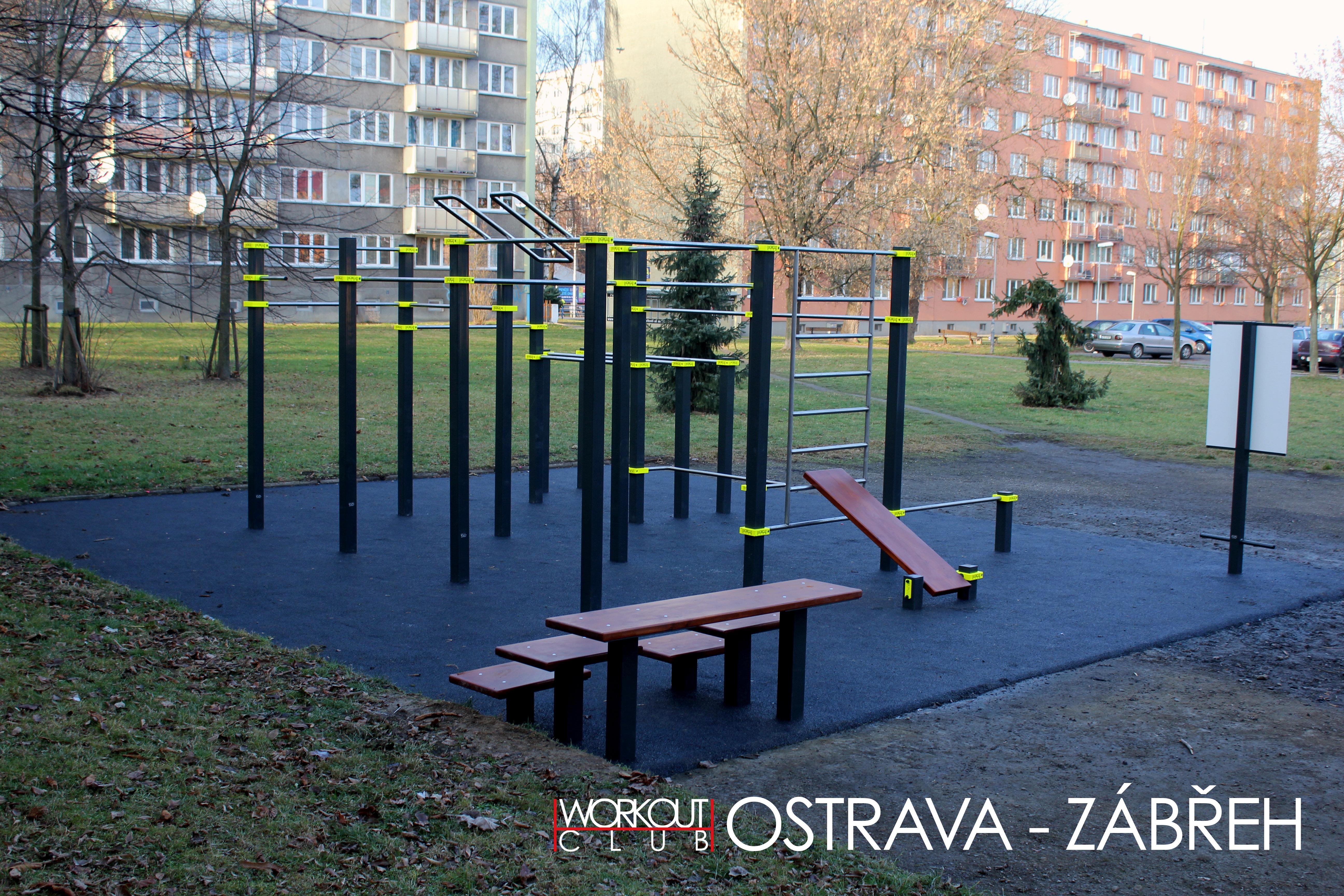 Ostrava - Průkopnická